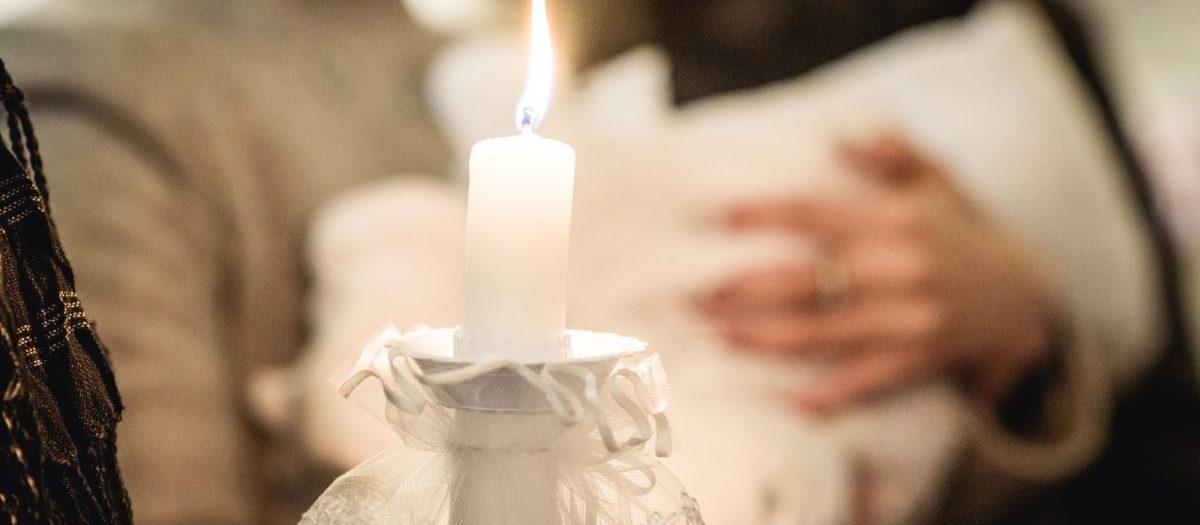 Reportaż chrztu św. Arianki