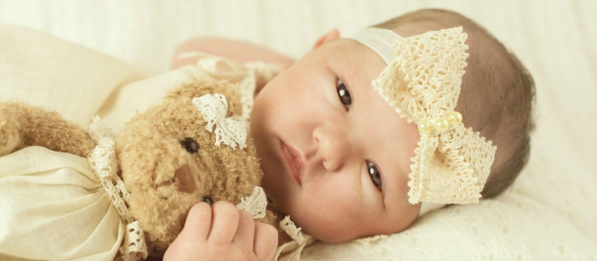Lenka - fotografia noworodkowa