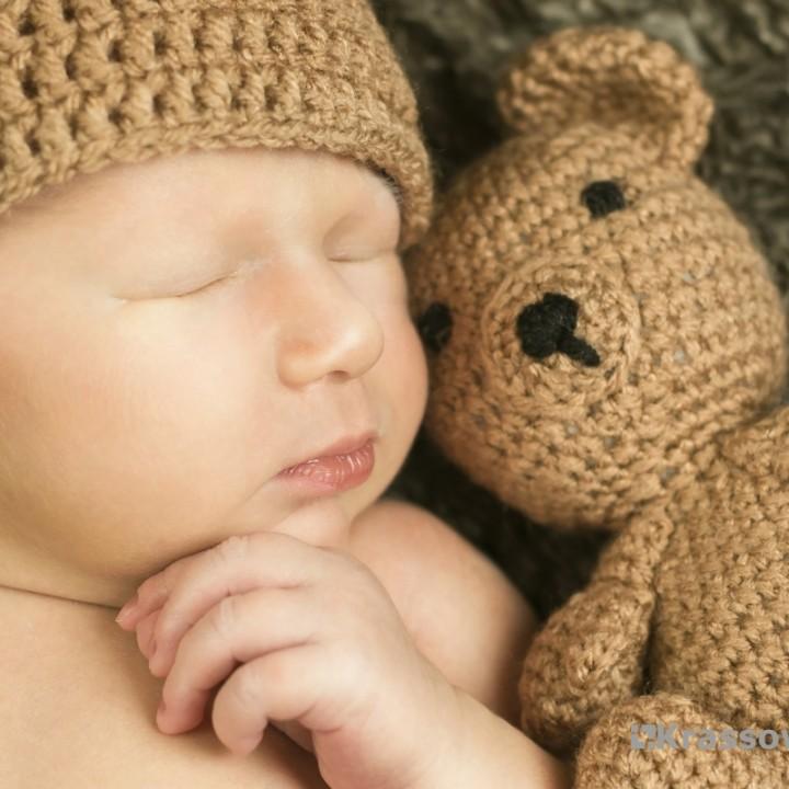 Felek - fotografia noworodkowa