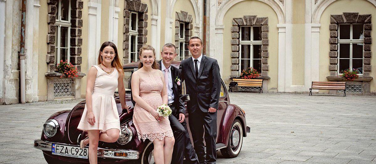 Daria i Przemek - ślub cywilny Żagań