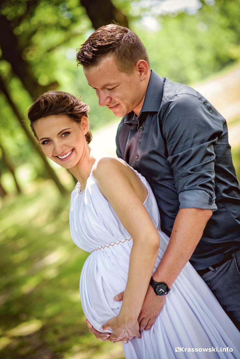 Sesja ciążowa fotografia ciążowa Żary Wrocław 01