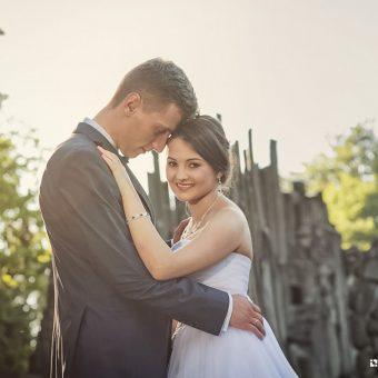 Karolina i Krystian - reportaż ślubny Szprotawa
