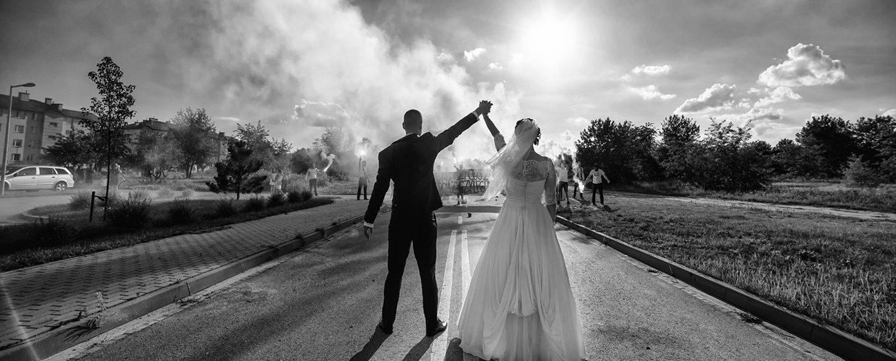 Magdalena i Krzysztof - reportaż ślubny Otwock