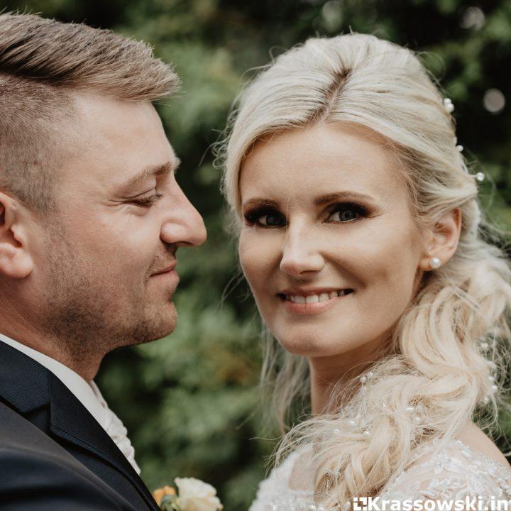 Paulina i Marcin - reportaż ślubny