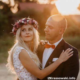 Ilona i Kuba - Reportaż ślubny