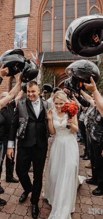 Malwina i Łukasz - reportaż ślubny
