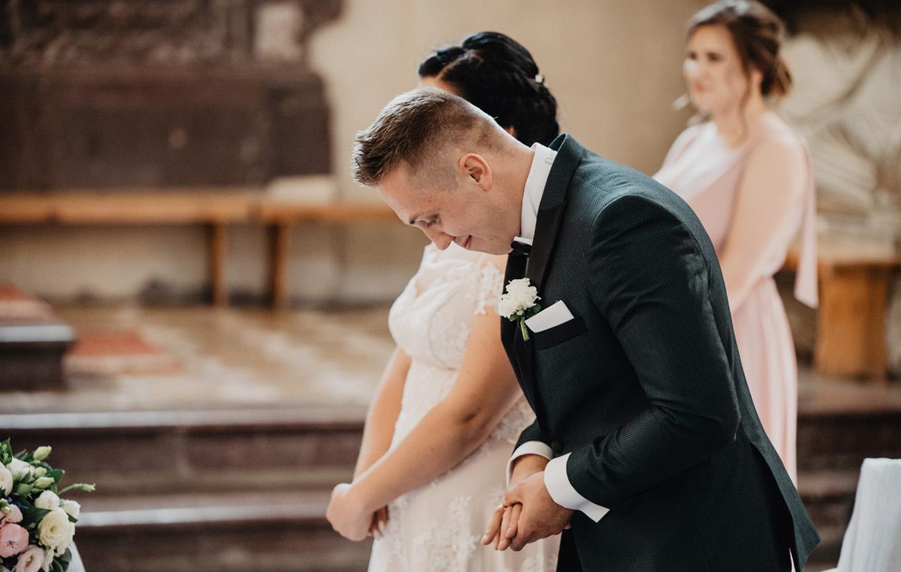 Ślub Piotrkowice Sanktuarium Matki Bożej Loretańskiej 17
