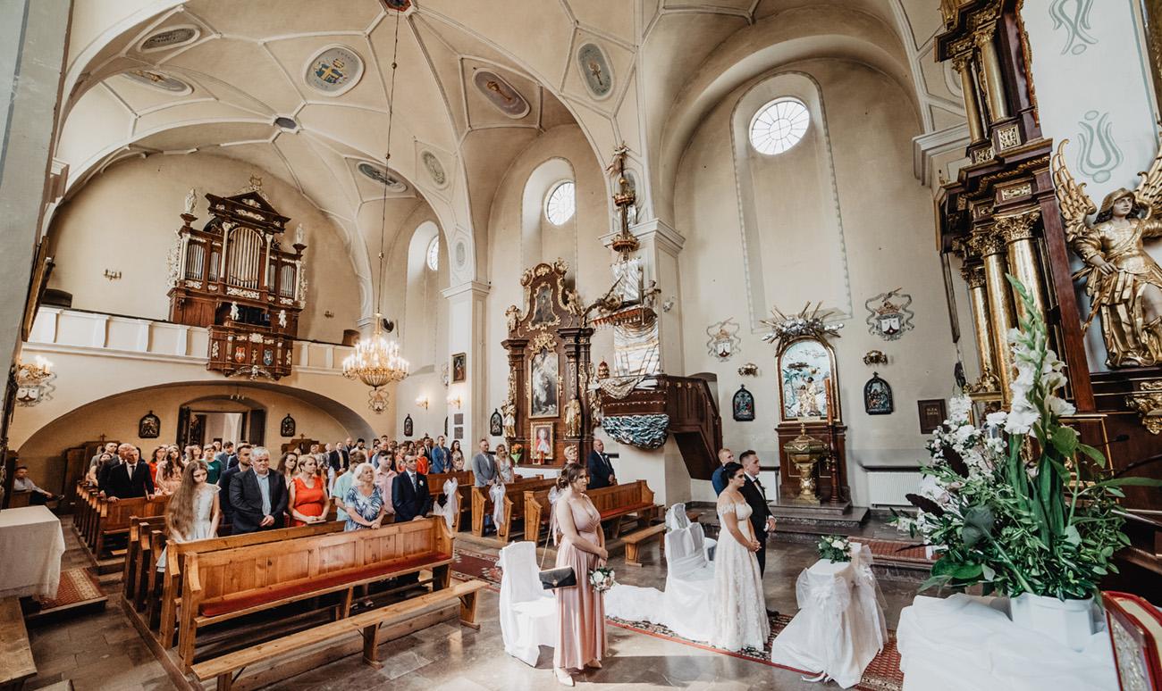 Ślub Piotrkowice Sanktuarium Matki Bożej Loretańskiej 18