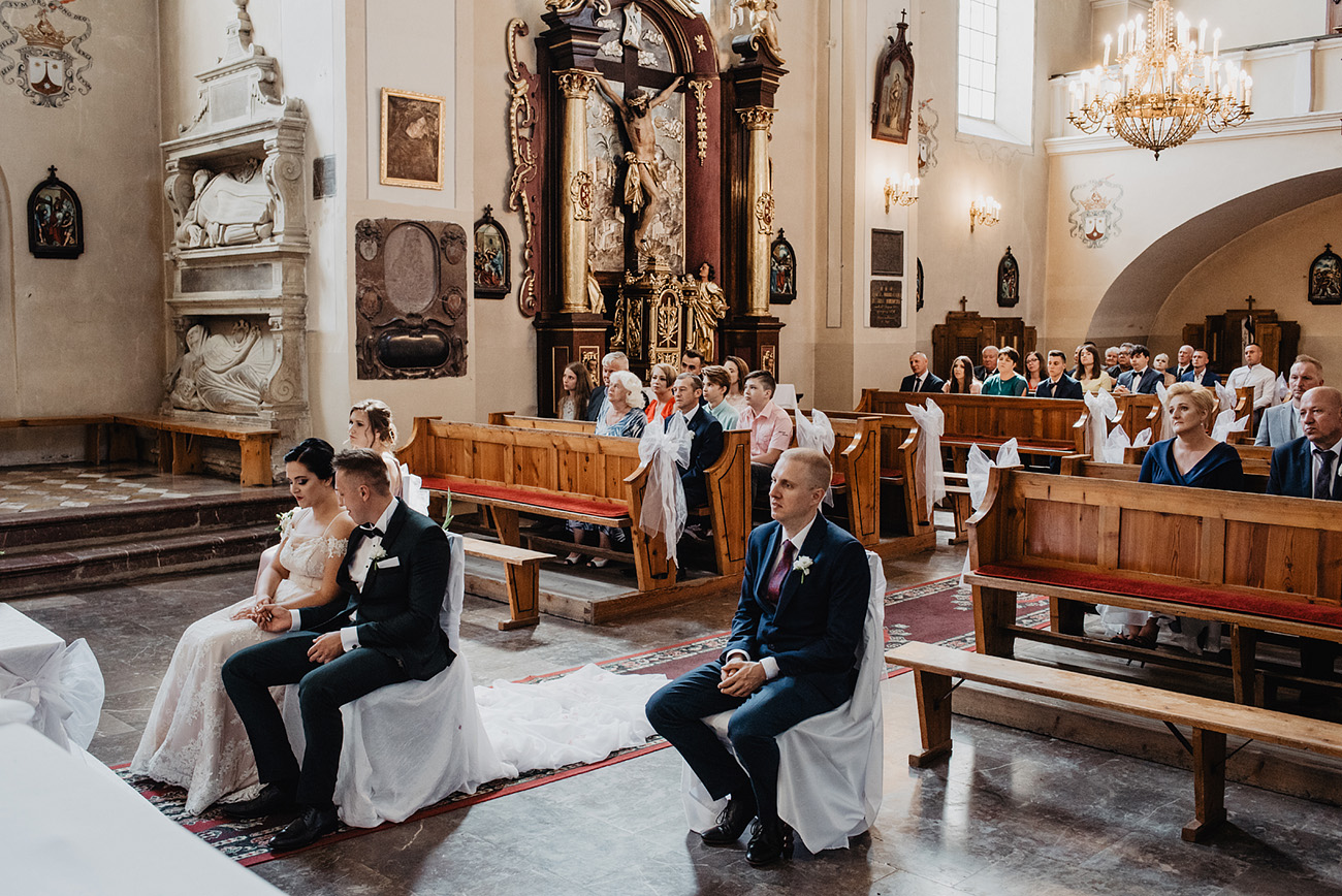 Ślub Piotrkowice Sanktuarium Matki Bożej Loretańskiej 20