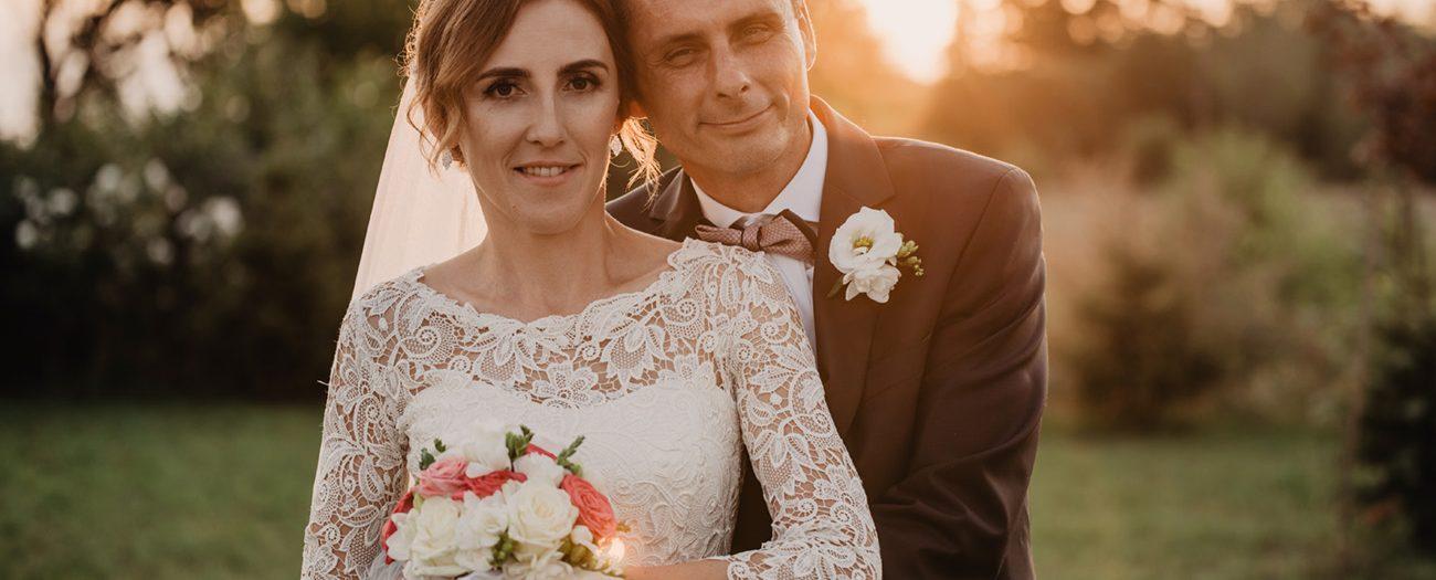 Reportaż ślubny: Justyna i Krzysztof