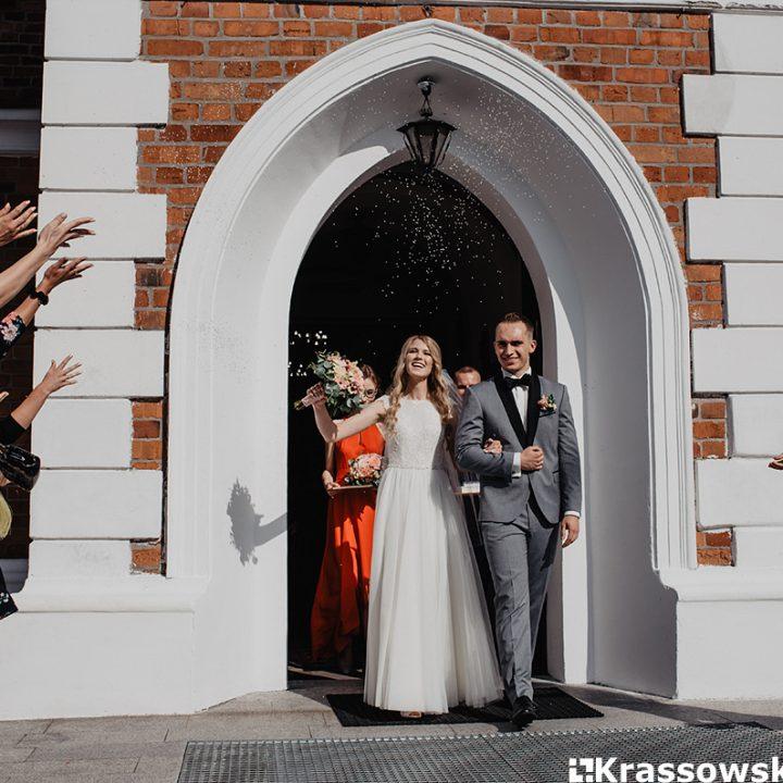 Reportaż ślubny: Marta i Oliwer