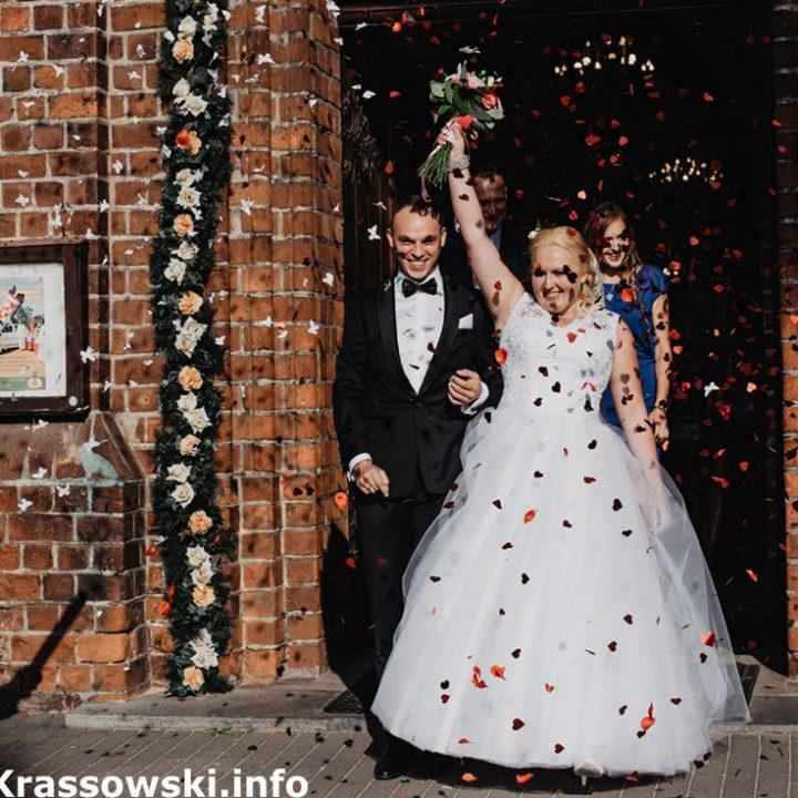 Reportaż ślubny: Anna i Mateusz