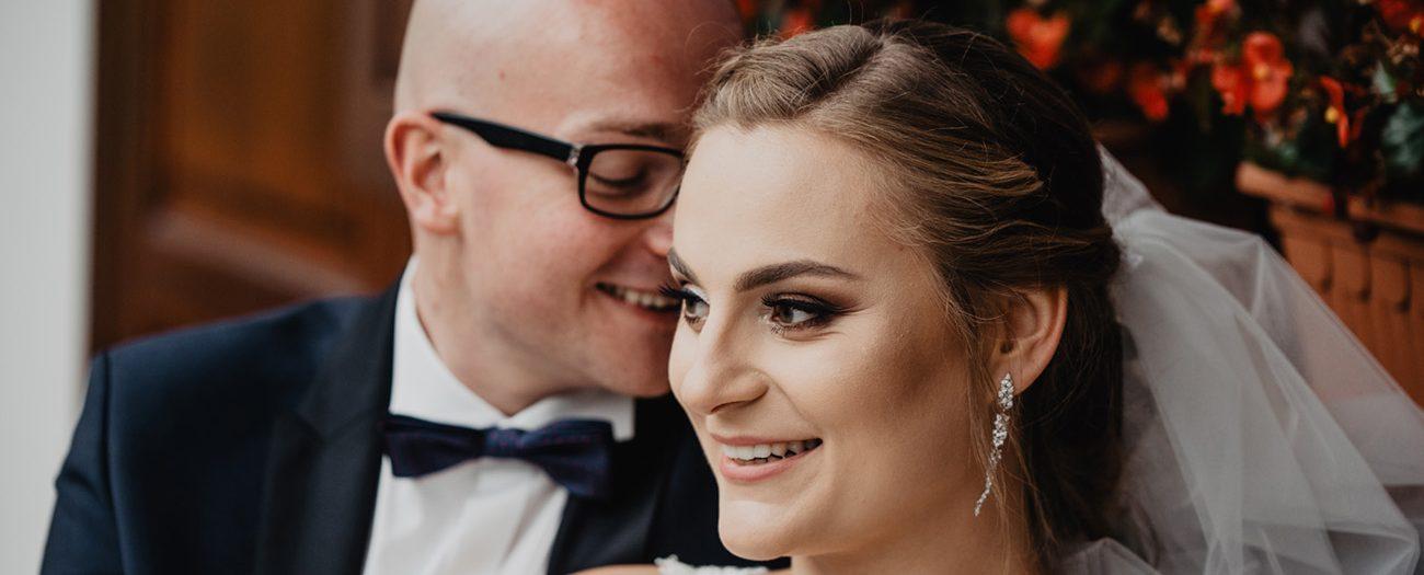 Reportaż ślubny: Paulina i Krystian