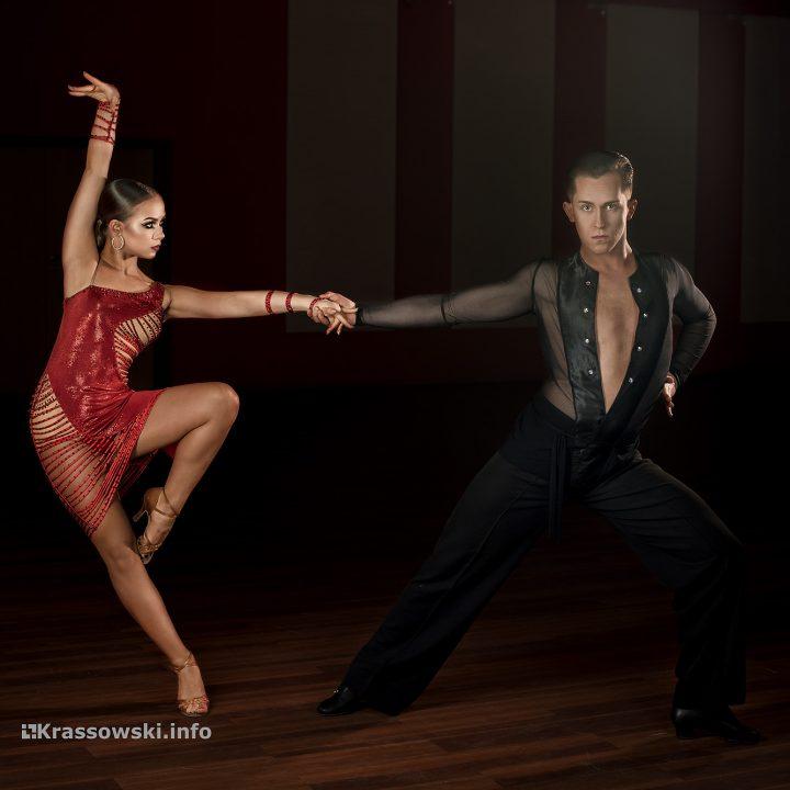 Sesja wizerunkowa - taniec