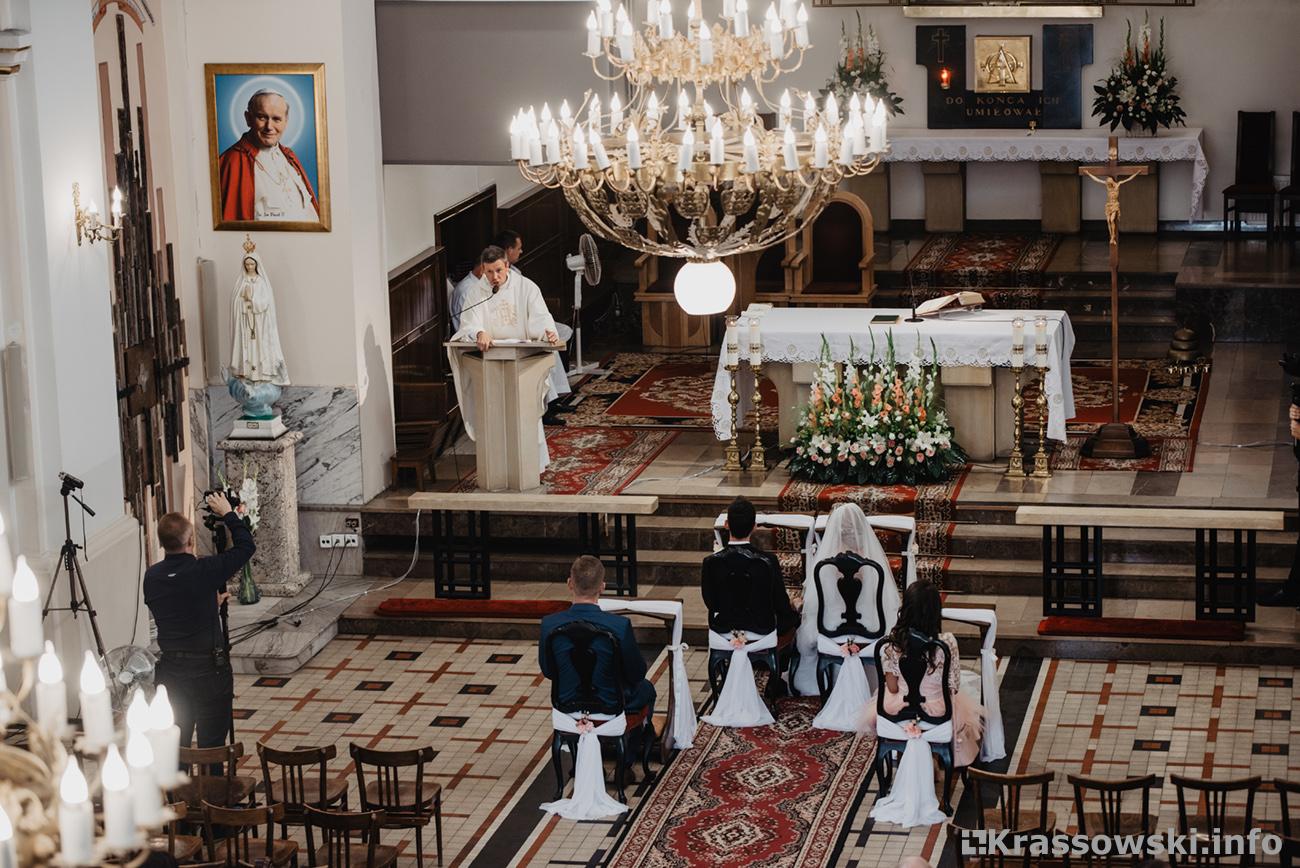 kościół Św Trójcy Ząbki 19